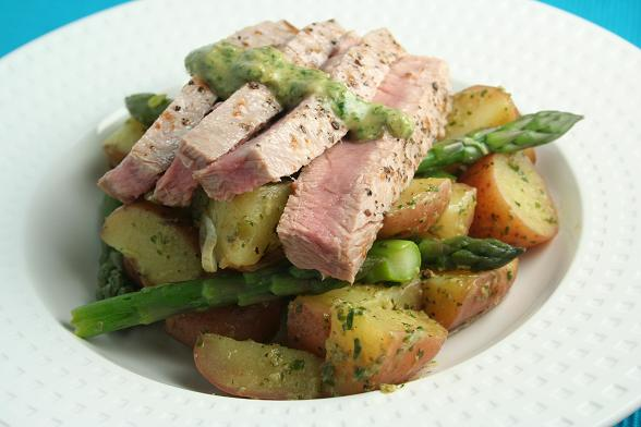 tuna-asparagus-and-potato-salad
