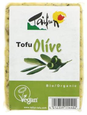 Tofu com Sabores, italiana e tofu olive