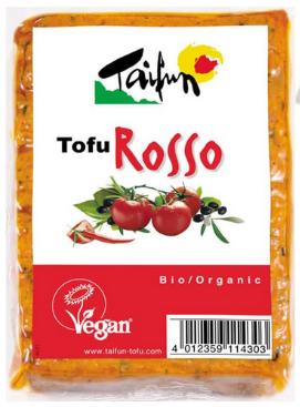 tofu com sabores, marinho, primavera, rosso